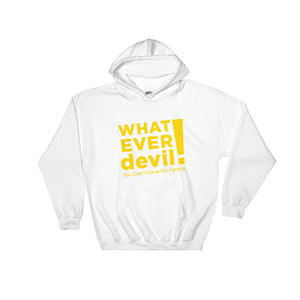 """FAMILY"" Hoodie Gold"