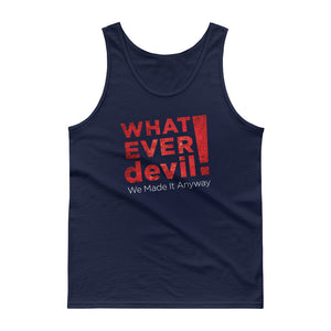 Men's Tank Radical Red