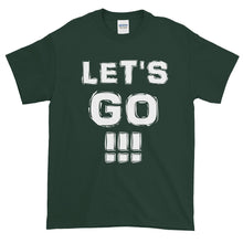 "Load image into Gallery viewer, ""LET'S GO!!!"" White Letter"