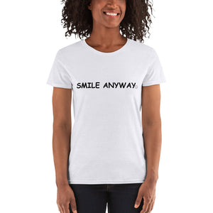 """Smile Anyway' Lady Black 2"