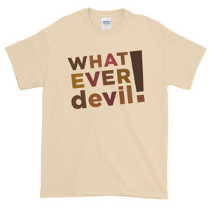"""Whatever devil!"" Shades Brown 2"