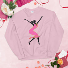 "Load image into Gallery viewer, ""BLISS"" Pink Sweatshirt"