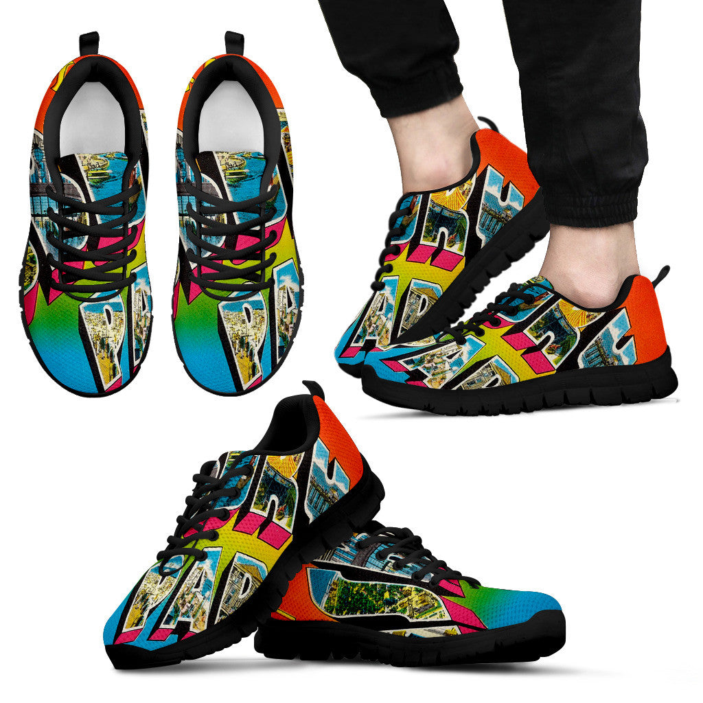 Image result for greeting from asbury park sneakers