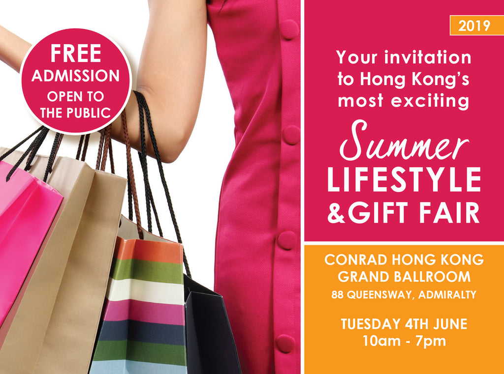 Conrad - Summer Lifestyle and Gifts Fair - June 4, 2019