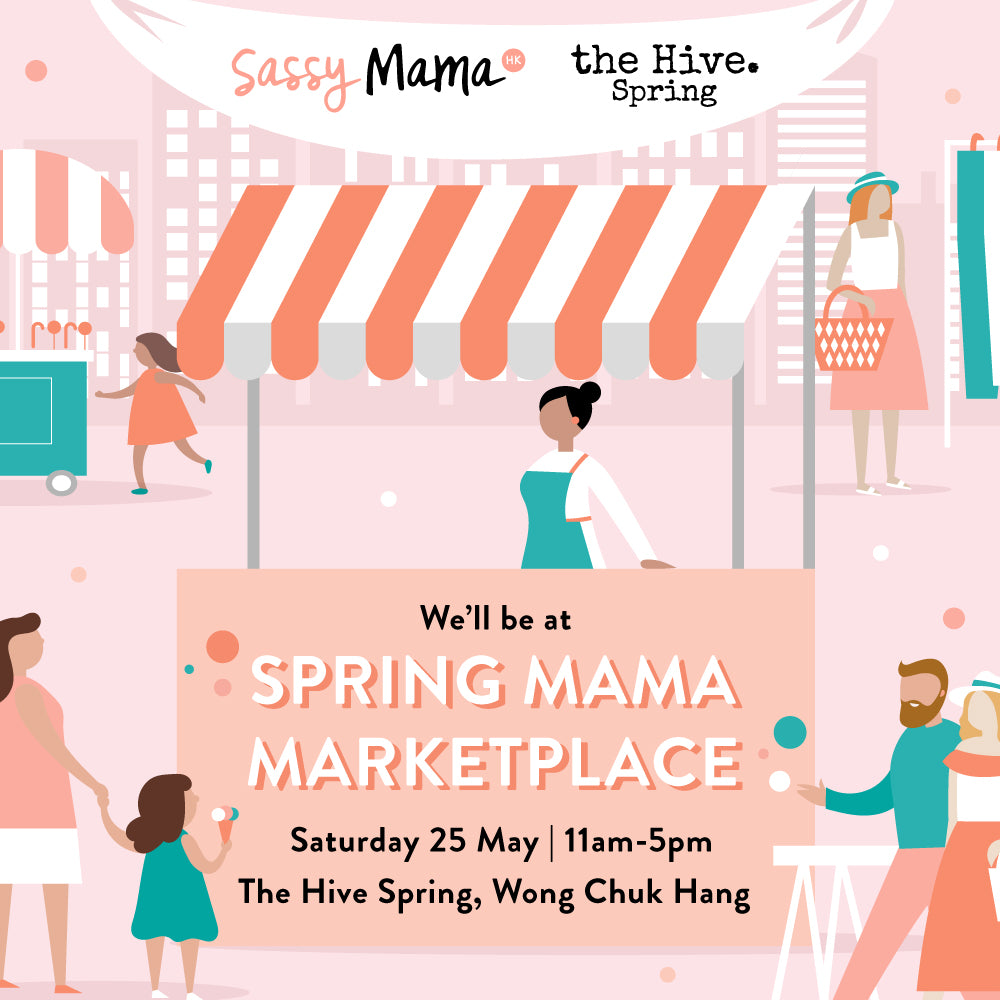 Spring Mama Marketplace by Sassy Mama
