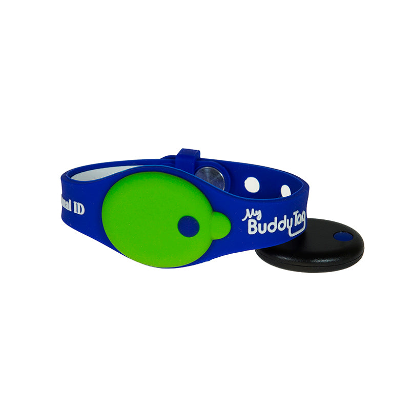 Bluetooth tracker Royal Blue/Green
