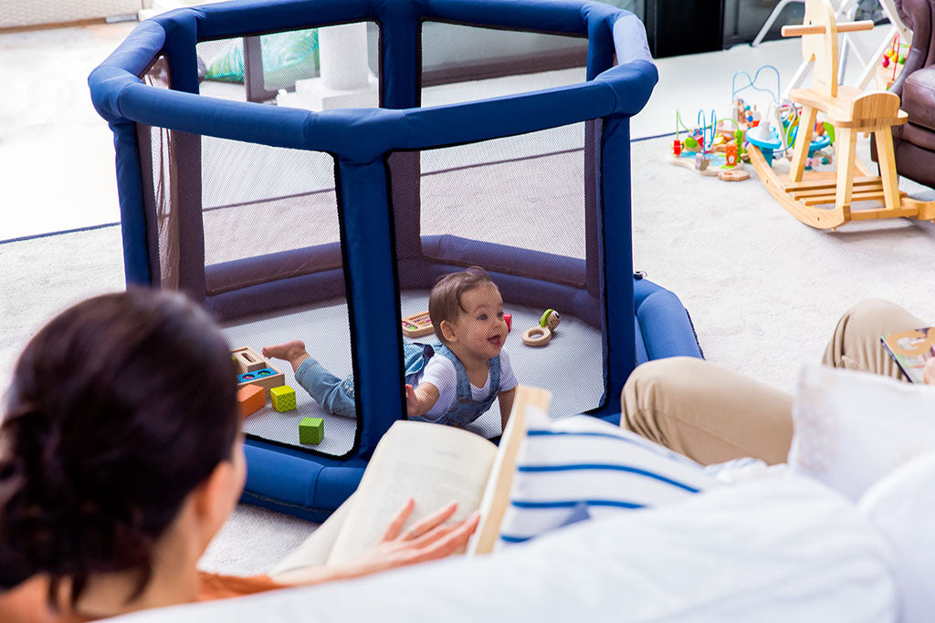 Eco Portable Playard