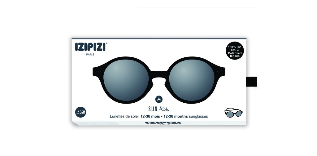 Izipizi toddler sunglasses packaging box view