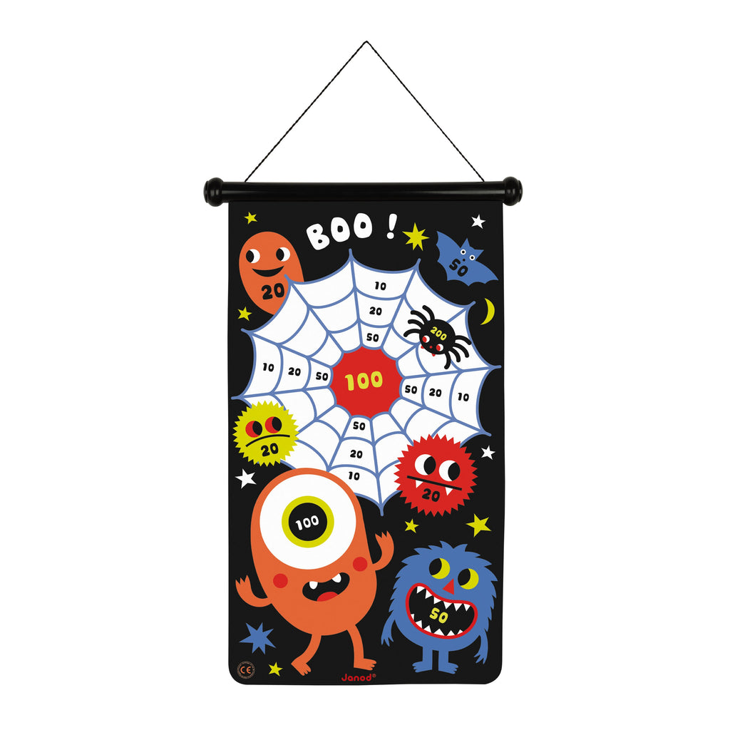 MAGNETIC DART GAME MONSTERS