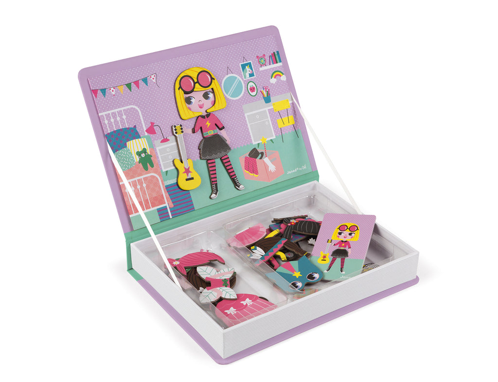 Girls Costumes Magnetibook