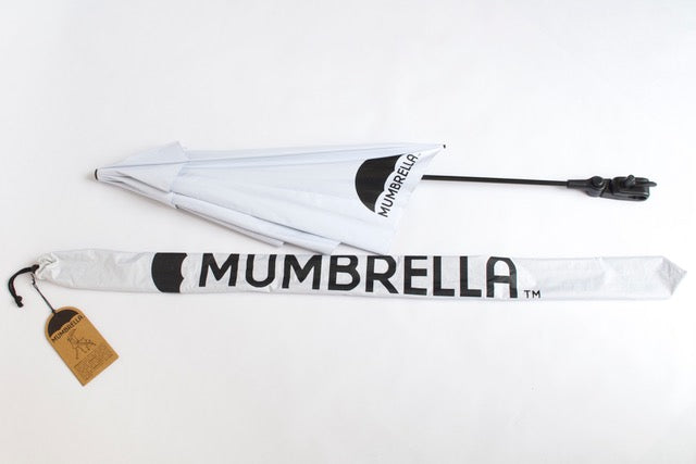 Mumbrella - Stroller umbrella to protect you