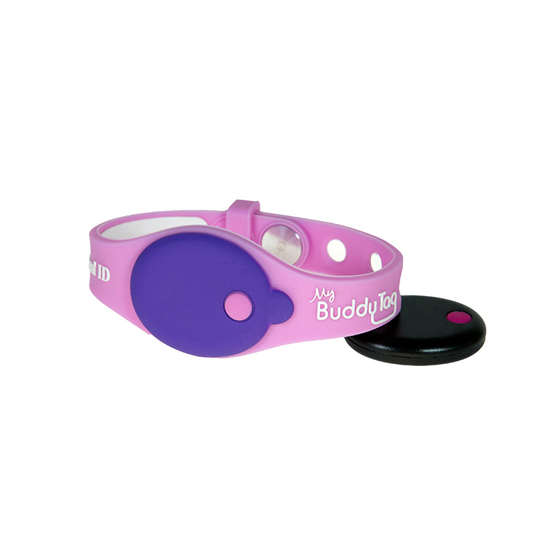 Bluetooth tracker Pink/Purple