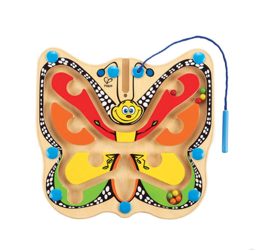 Color Flutter Butterfly Maze