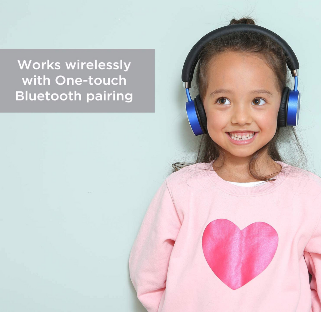 PURO - BT2200 Studio Grade Children's Bluetooth Headphones