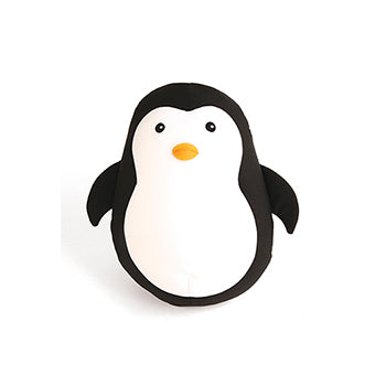 Zip and Flip Penguin Neck Pillow