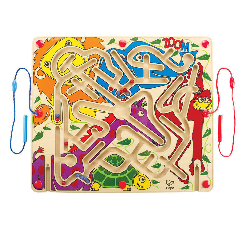 Zoo'M - Two Player Magnetic Maze