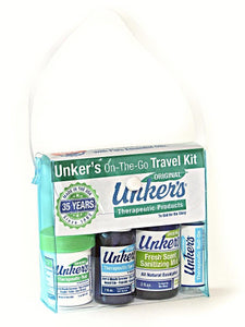 Unker's® On-The-Go Travel Kit