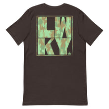 LWKY POCKET TEE | CAMO GREEN