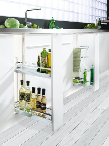 No. 15 Pull Out Cabinets