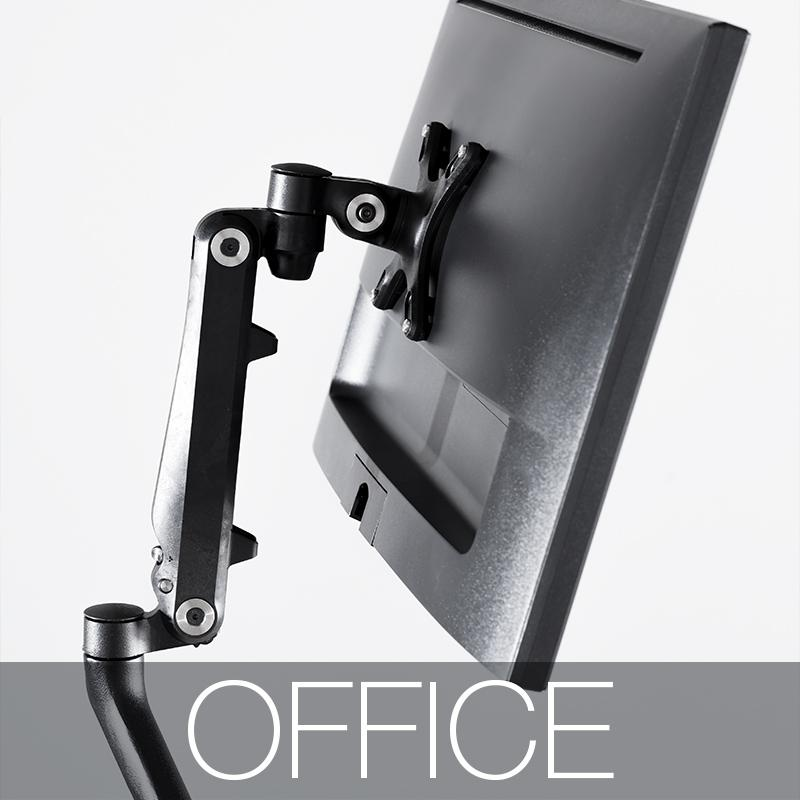 Product Category Office: Dream Monitor Arm in Black