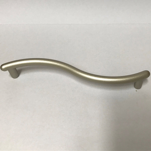 Silver coloured Furniture Handle