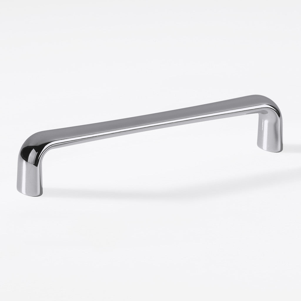 Furniture Handle H1525 Chrome plated polished