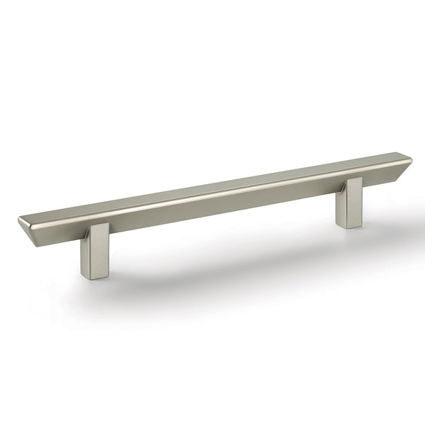 Furniture Handle H1740 Nickel plated brushed