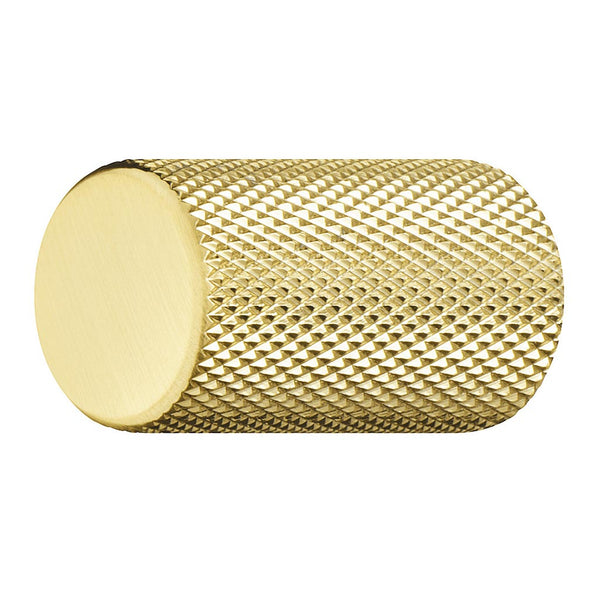 Brass Brushed Furniture Knob