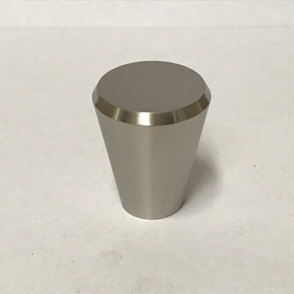 Furniture Knob Matt Brushed