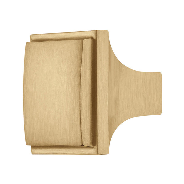 Brass Brushed Urban Furniture Knob