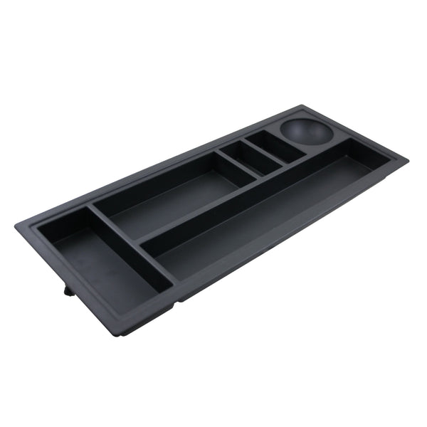 Black Sliding Pencil Tray