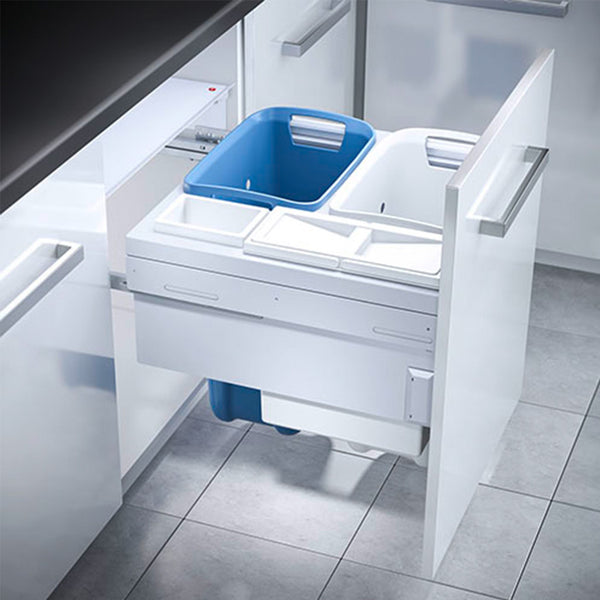 Hailo Laundry Carrier for 600mm base cabinet