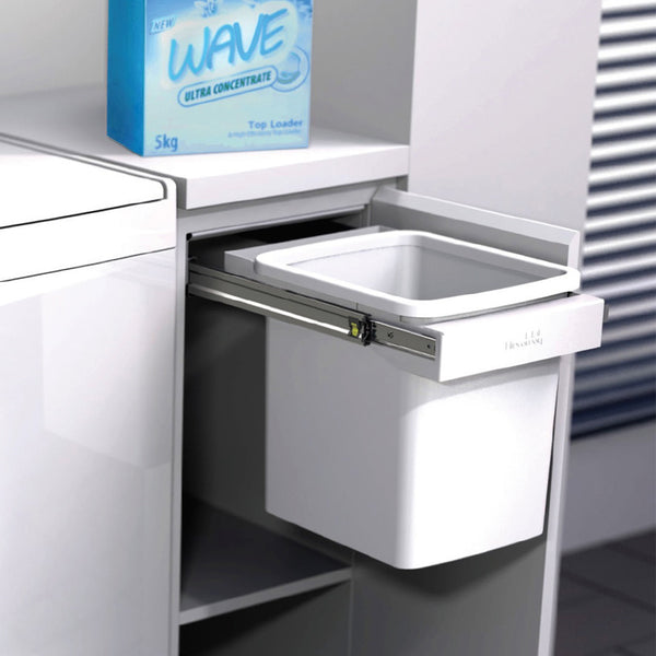 Hideaway Waste Bin Compact Soft-Close
