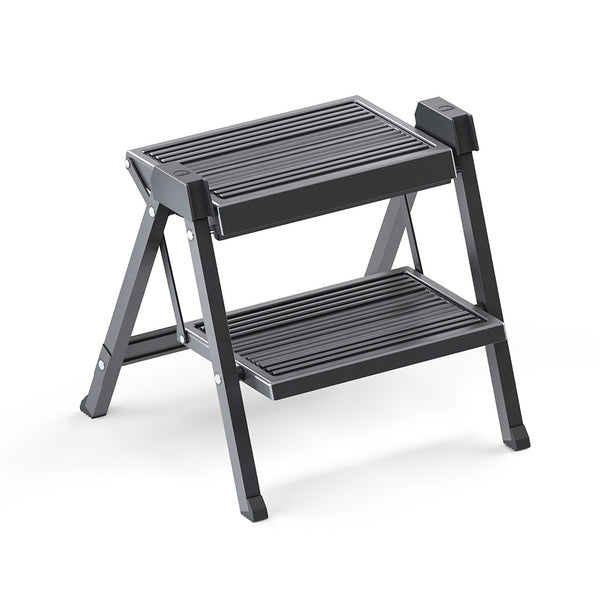 Anthracite Step Stool by Hailo