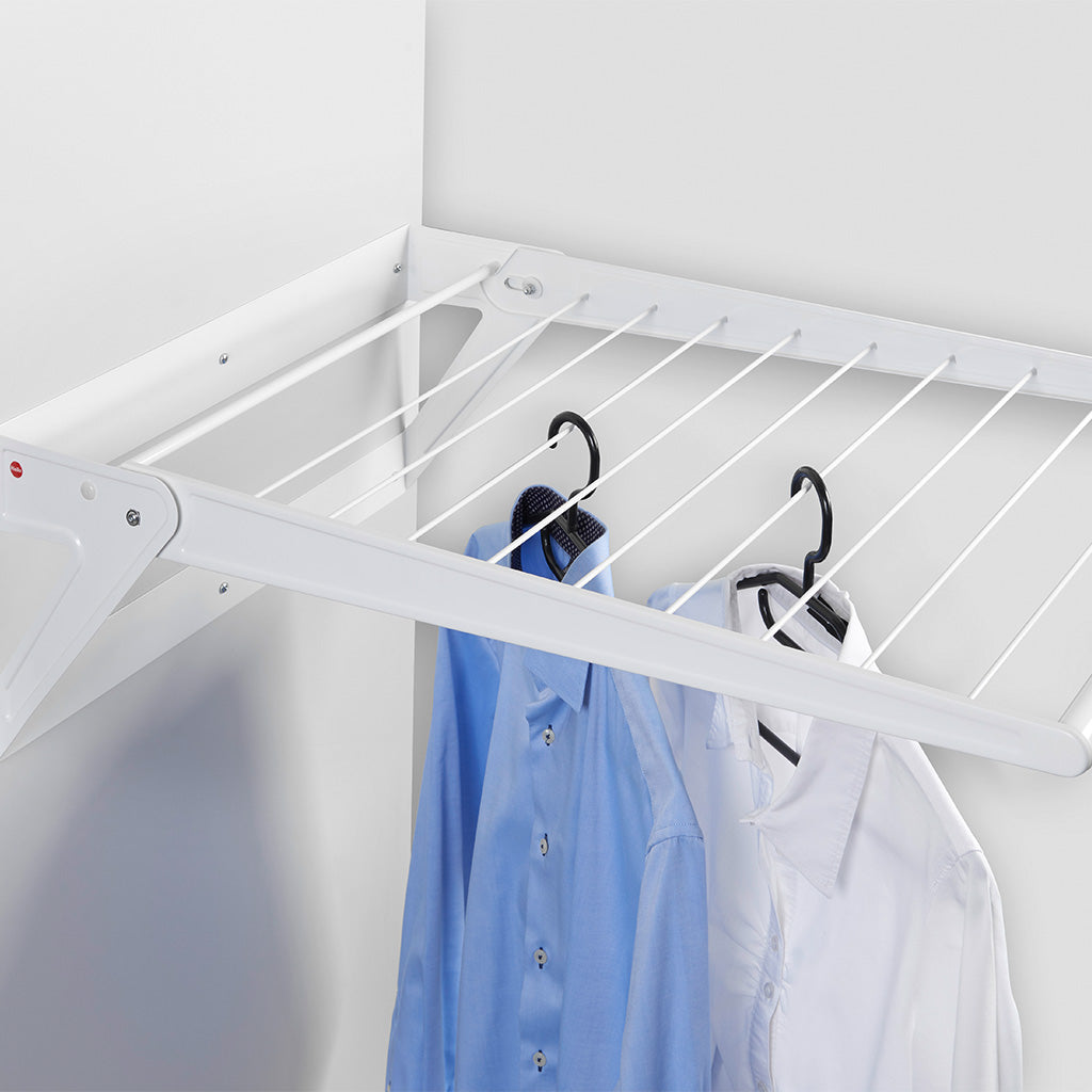 Hailo Laundry Rack wall mounted