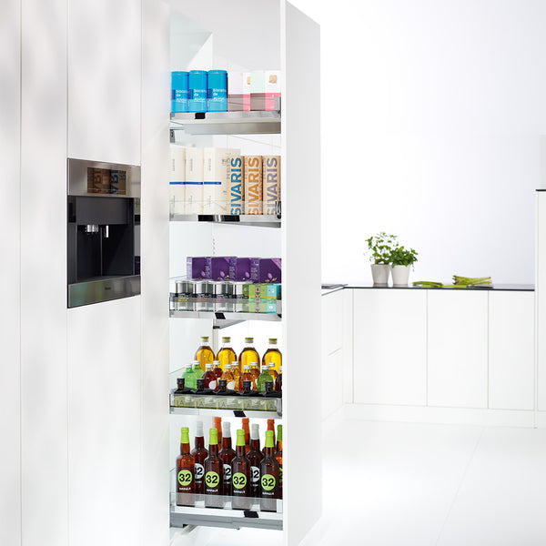 Convoy Centro Pull-Out Pantry - Modern Kitchen Storage