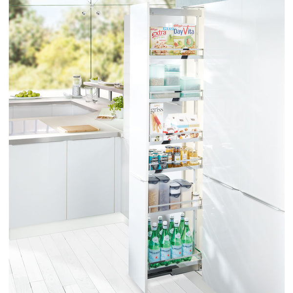 Kitchen Pantry Storage Dispensa Arena Style