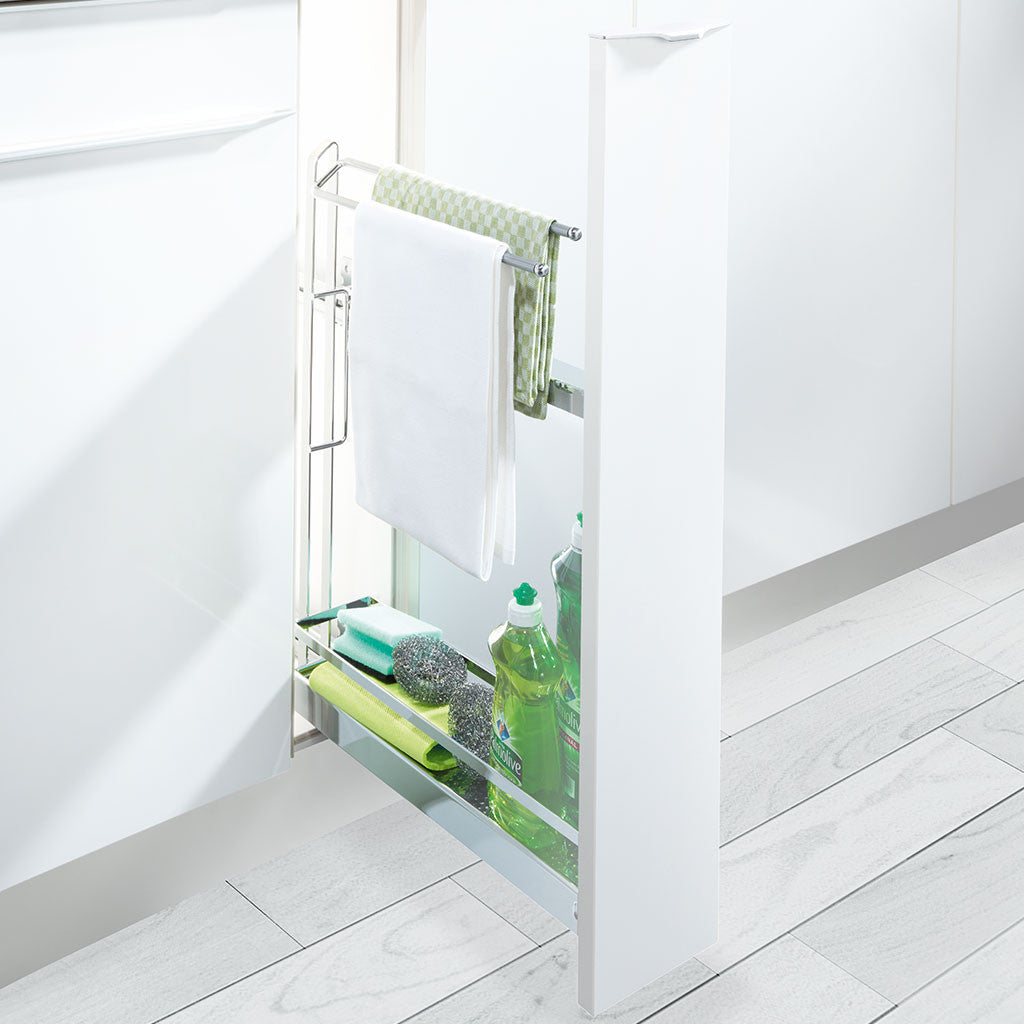 No 15 Pull Out Towel Rail Hafele Home