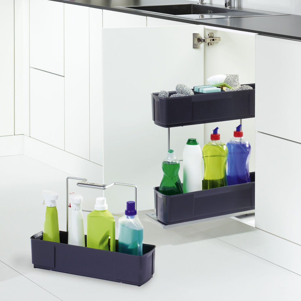 CLEANING AGENT PULL-OUT