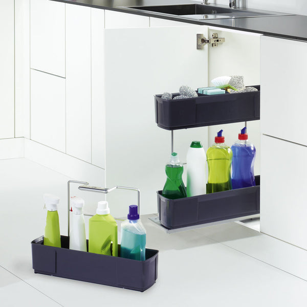 Kesseböhmer Cleaning Agent for Kitchen Base Units | Modern Storage Solutions