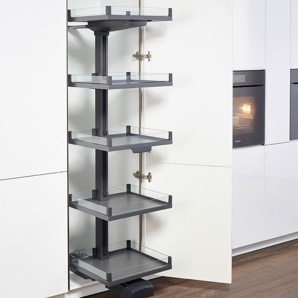 Convoy Lavido Pull Out Pantry Hafele Home