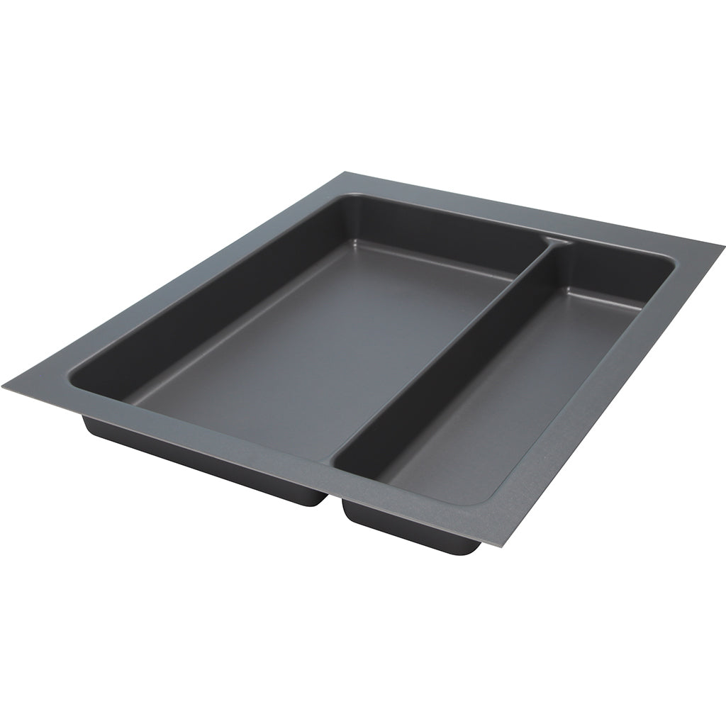 Excel Utensil Tray Drawer Insert in Anthracite