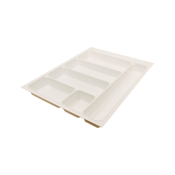 SMART CUTLERY INSERT in white for drawer types from Grass, Nova, Pro, Scala