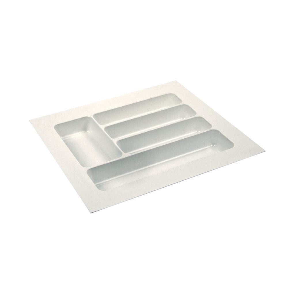 Drawer Insert: ALL ROUNDER CUTLERY Tray in white