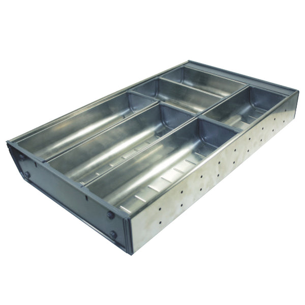 Stainless Steel Drawer Insert
