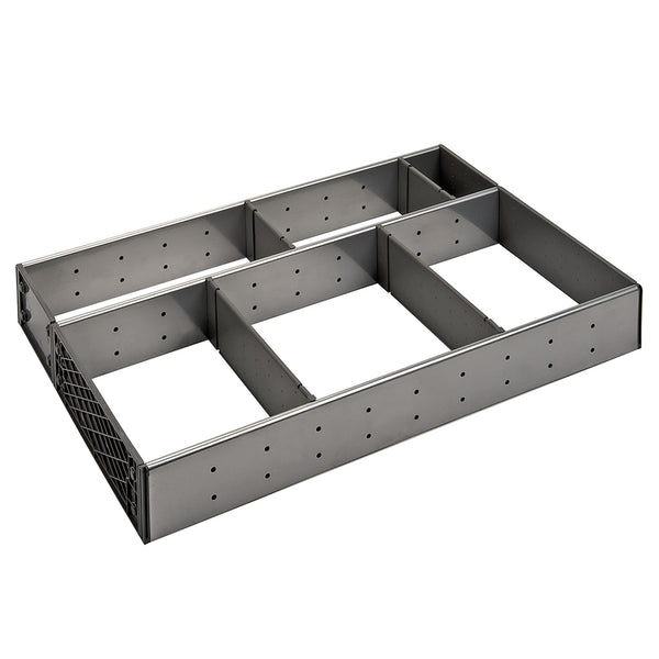 Stainless Steel Drawer Organiser