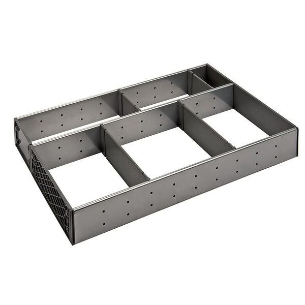 Stainless Steel Drawer Organiser for Häfele and Blum Drawer