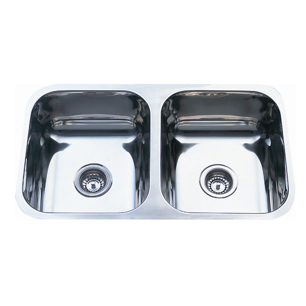 Undermount Double Bowl Sink