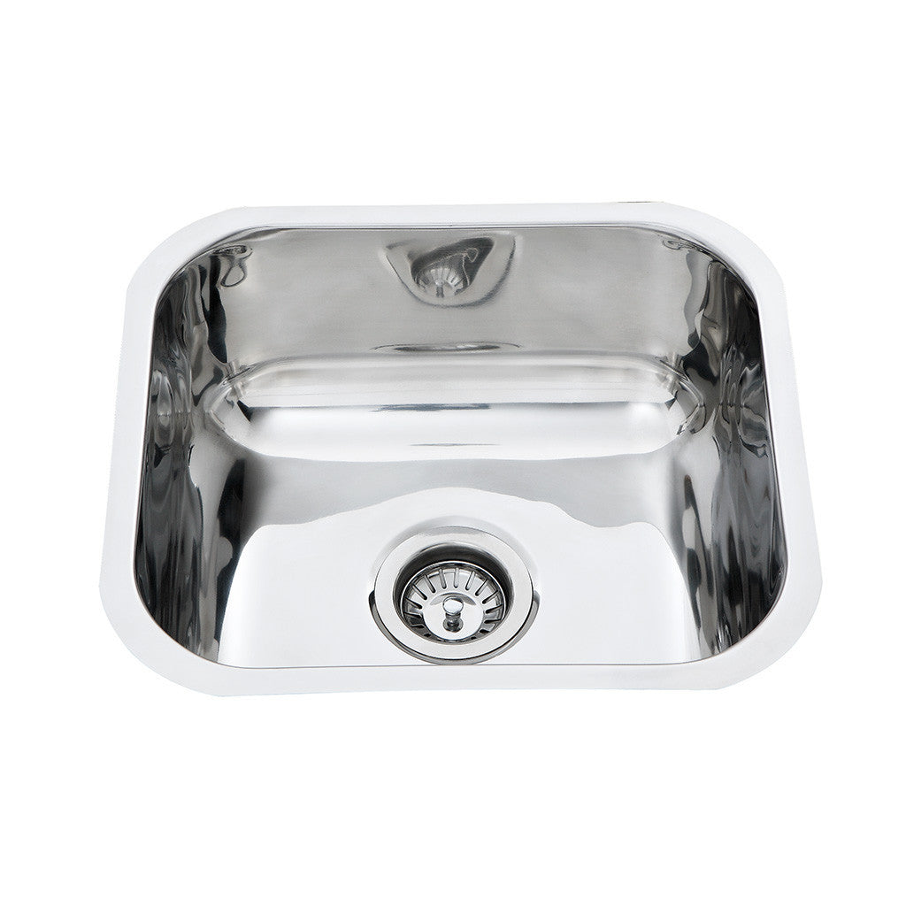 Undermount Single Bowl Sink