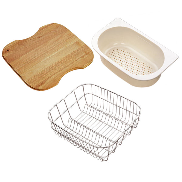 Double Bowl Sink Accessory Pack